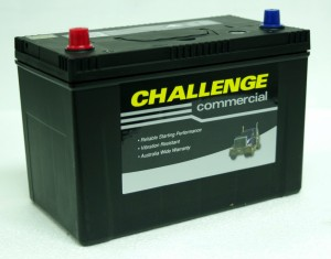 Challenge battery for 4wd, truck, and motorcycle