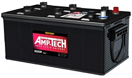 D200P Amp-Tech deep cycle battery