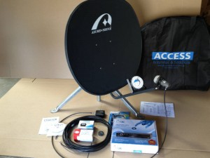 access-satellite